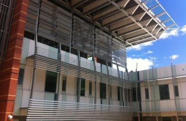 Lyell McEwan Hospital SA - Cheesman Architects - Product: Atmosphere & Pic Perf