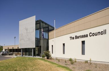 Location: Barossa City Council,Barossa Valley,SA Architect: Danver Schulz Holland