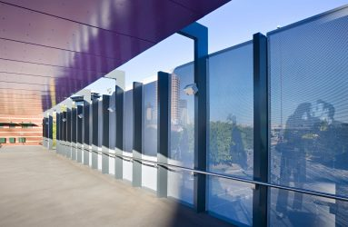 Location: Caxton Roma Pedestrian Link,Brisbane,QLD Architect: EDAW