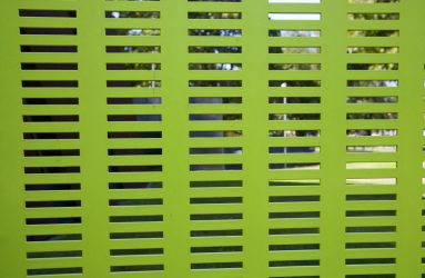 Perforated Metal, Melbourne Museum