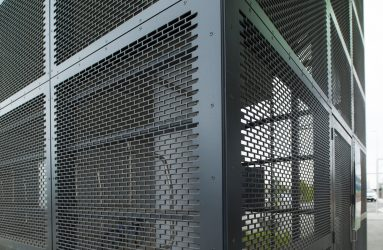 Product: Perforated Metal Architect: Spowers Location: Box Hill Institute