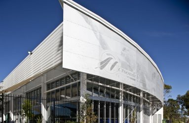 Location: Croydon Aquatic Centre,VIC Architect: Peddle Thorp Architects