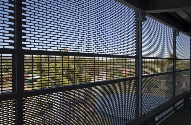 Product: Slotted Perforated Metal