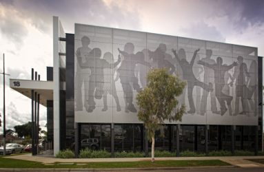 Location: Smile Council,Bundoora,VIC Architect: 12C Design