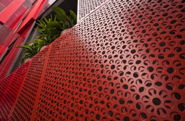 Product: Perforated Metal
