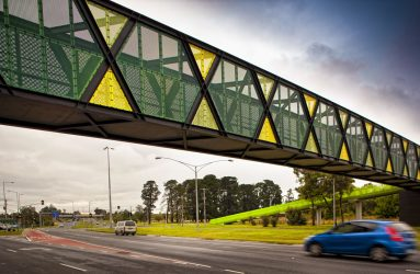 Location: Burwood Hwy Overpass,VIC Architect: GHD