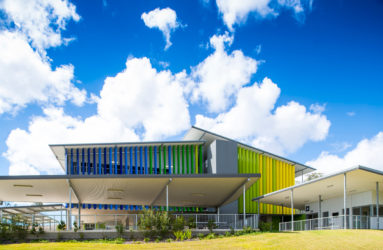 Location: Pimpama State Secondary College, QLD Architect: COBIE Group