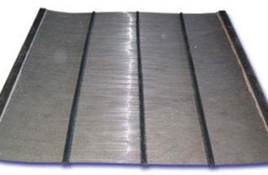 Product: Poly Ripple Wire Screening Media