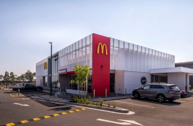 Project: McDonalds Bella Vista Architect: Richmond & Ross