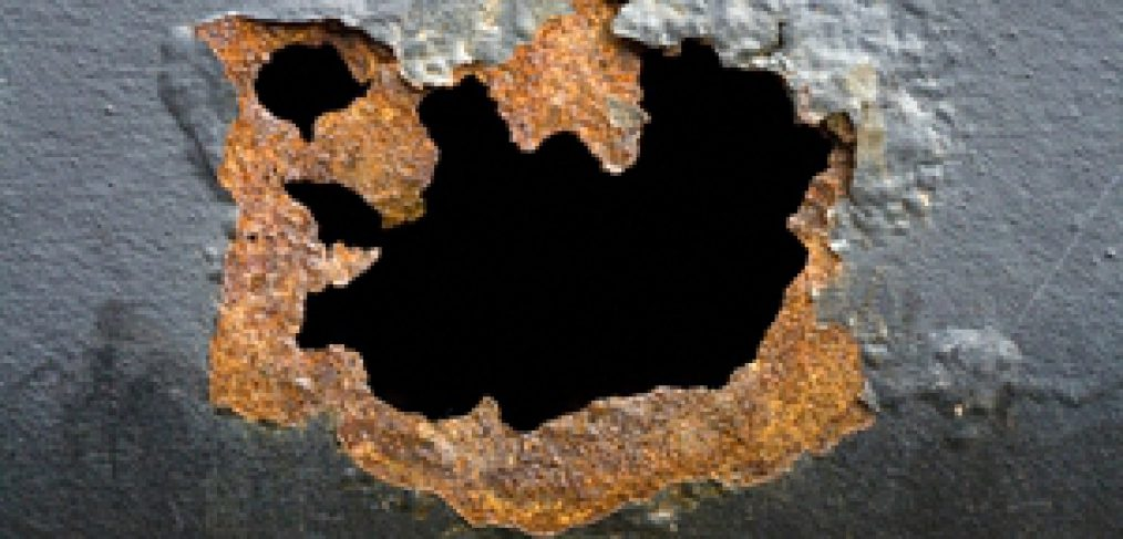 How can your business avoid the costs of corrosion?