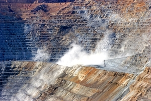 Dust is everywhere in the mining industry.