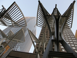 Metal has a multitude of uses in architecture and art.