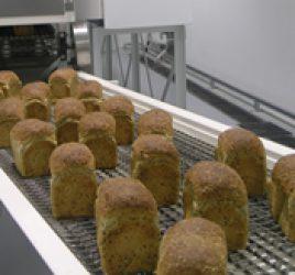 How do Locker Group's conveyor belts help the food industry?