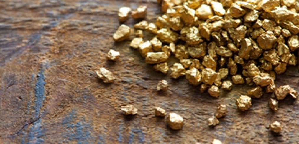 The gold mining industry continues to grow.
