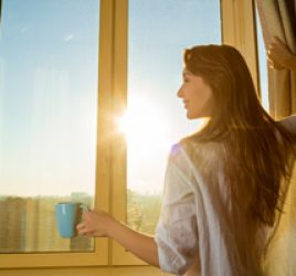 Think about how windows affect the look and feel of your home.