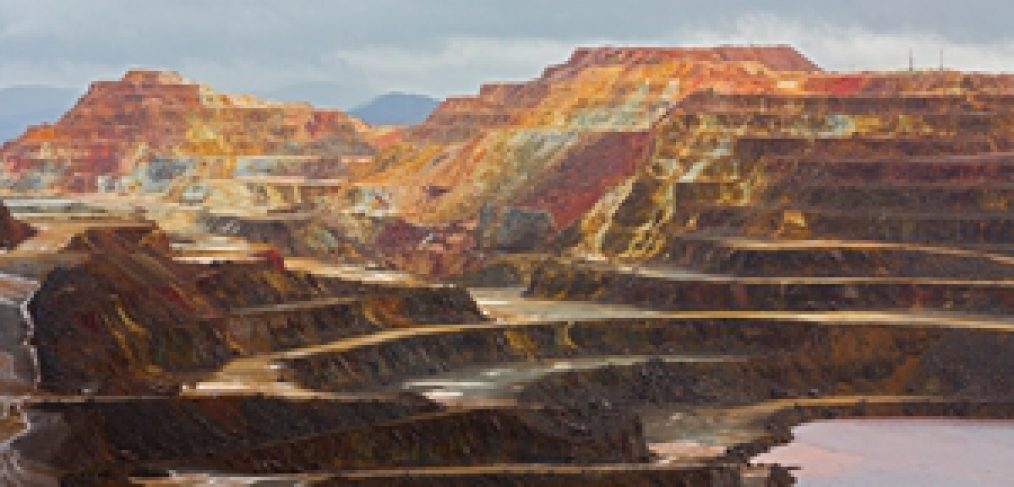 Australia is starting to compete with China over tech metal mining.