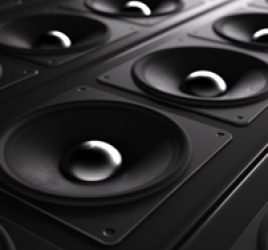 Perforated metal is used in a wide range of acoustical solutions.