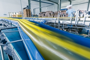 Automating manufacturing will not affect the need for quality industrial materials.