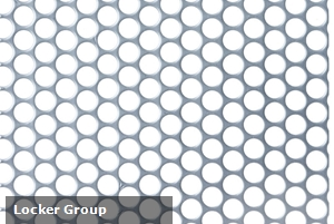 What does your perforated metal profile say about you?