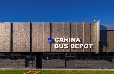 Carins Bus Depot Brisbane