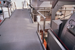 Metal grating is available in a wide variety of fabrications.