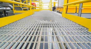 Stainless steel grating is as dependable as it is versatile.