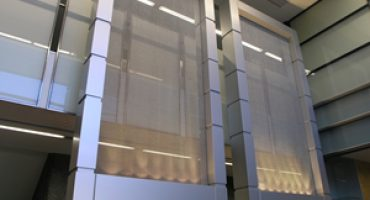 Galvanised steel can support a variety of architectural and industrial needs.